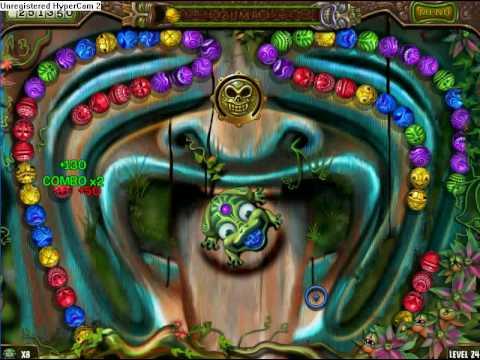 Игру На Компьютер Zuma Deluxe